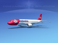 3d a320 airbus