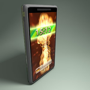 3d mobile phone