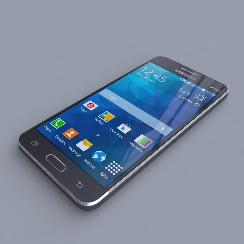 samsung galaxy grand prime 3d max