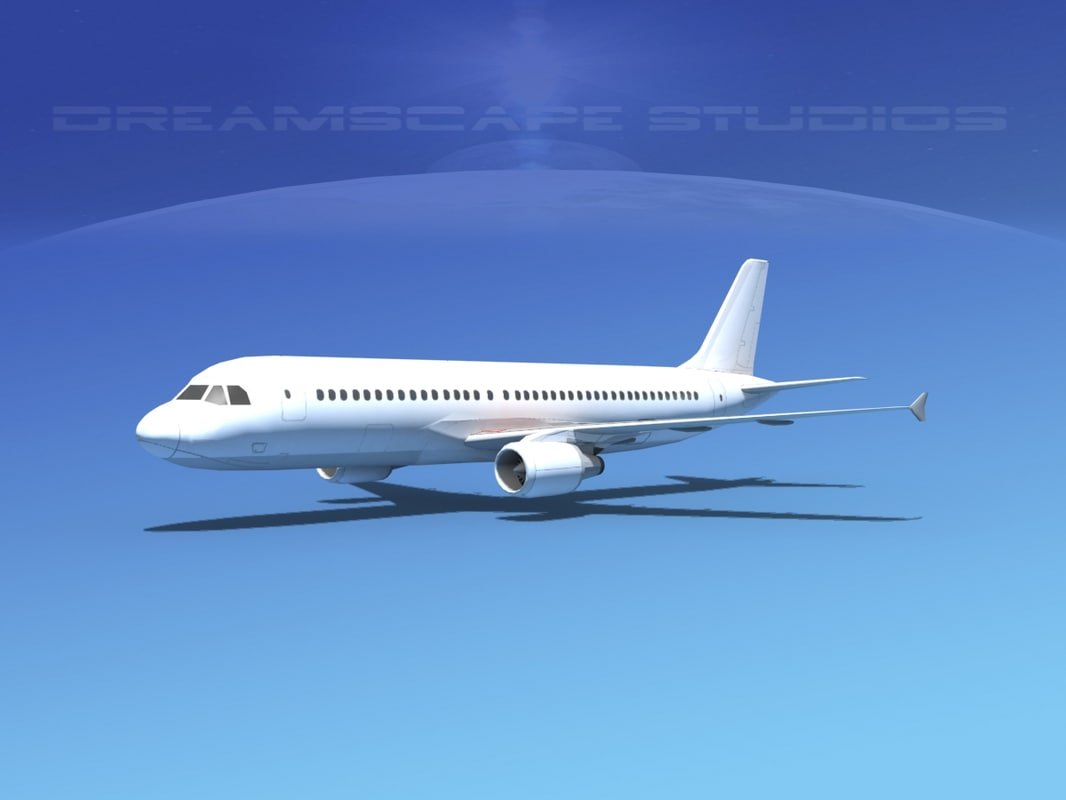 a320 airbus 3ds