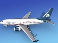 Boeing 737-700ER Aero Mexico