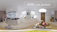 0108 Interior HDRi