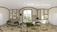 0360 Interior HDRi