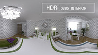 0385 Interior HDRi