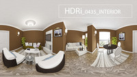 0435 Interior HDRi