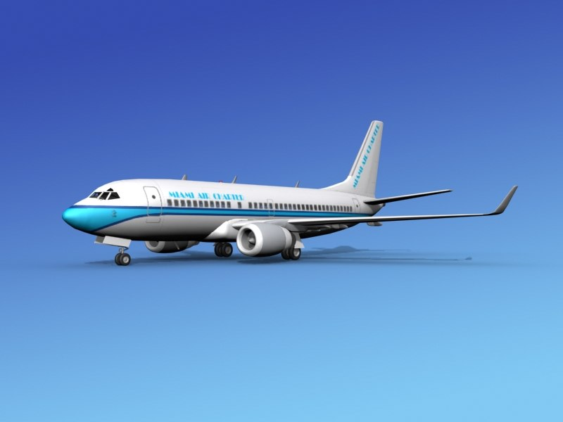 boeing 737-700 737 737-700er 3ds