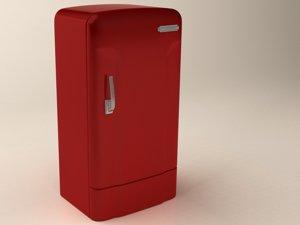 old 50 s fridge max