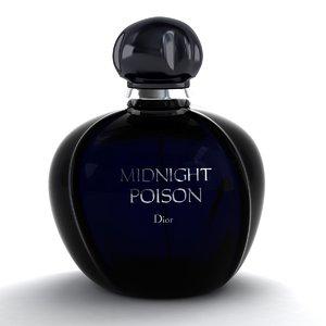 3ds max dior perfume