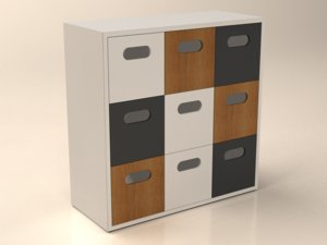 3dsmax cabinet