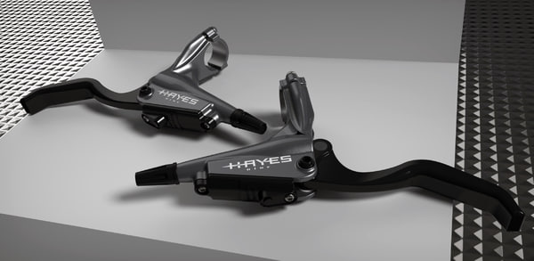 hayes hfx-9 hydraulic disc 3d 3ds