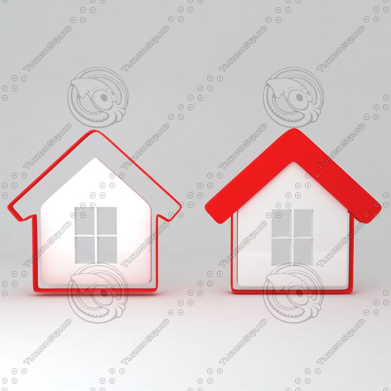 3d sale house