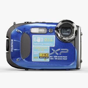 fujifilm finepix xp60 blue max