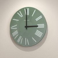 3d model modern clock