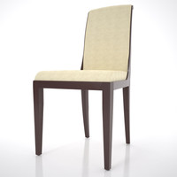 egyptian chair 3d model