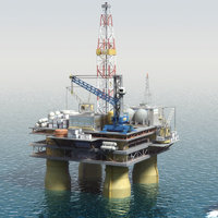 Oil Rig 2012