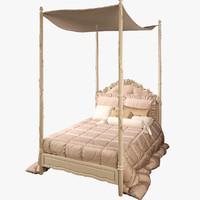 bed savio firmini 1696bd 3d max