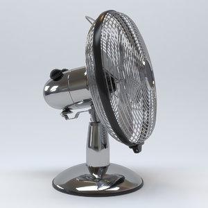 3ds max classic fan