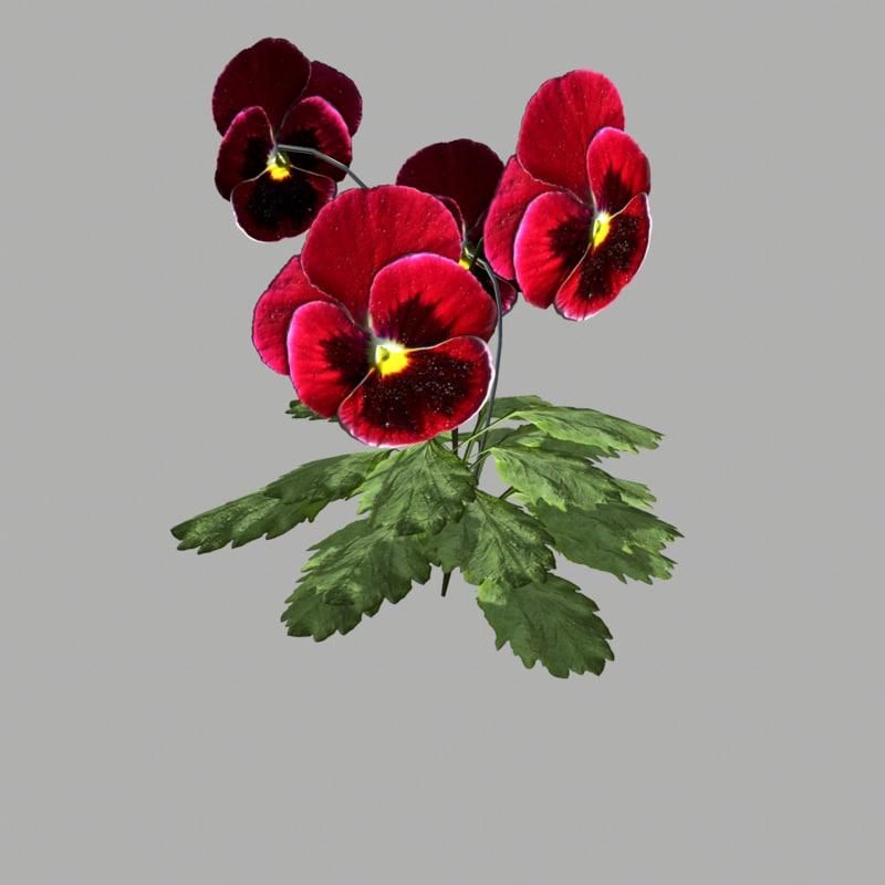3ds max flower 11