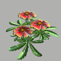 3ds max flower 13