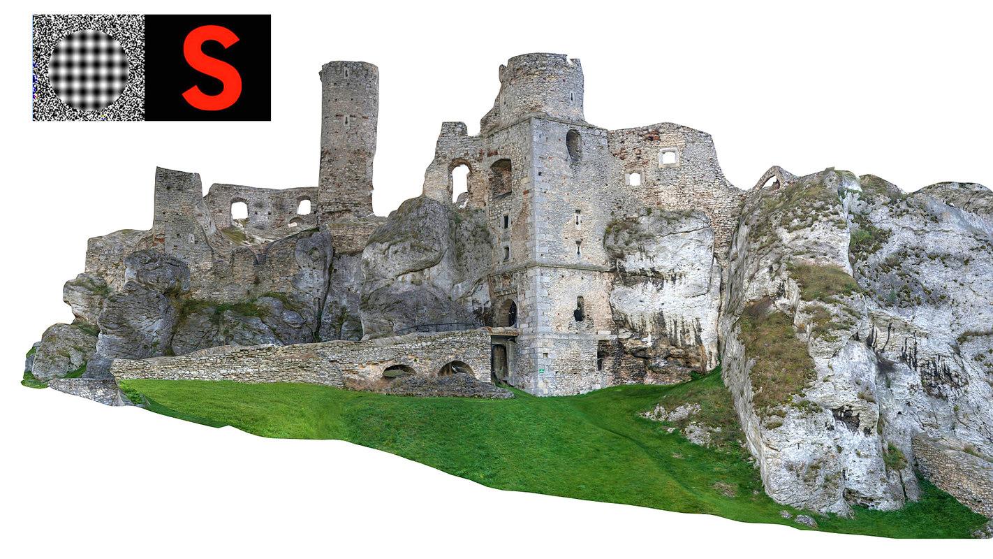max castle ruins