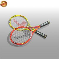 3d racket tennis model