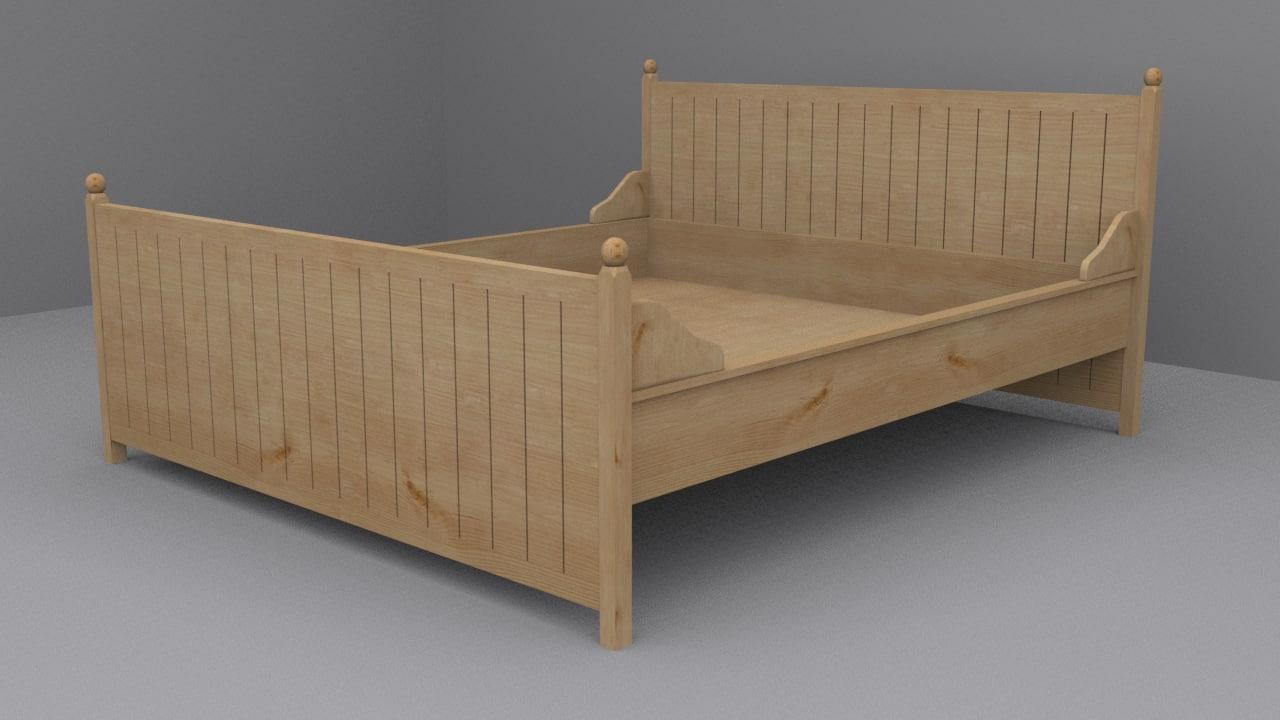 Ikea Hurdal Bed Frame S
