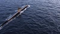 3d model submarine olympus