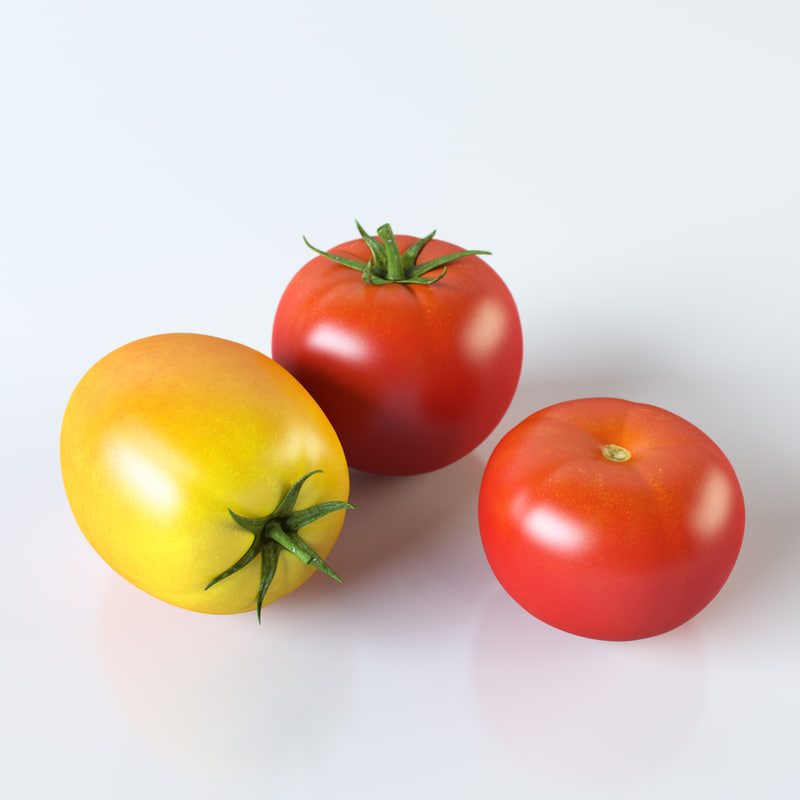 3ds tomatoes
