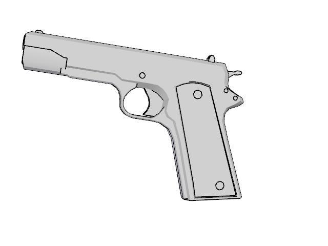 colt 1911 max