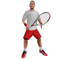 max rigged tennis player 3
