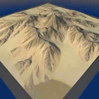 mountain terrain max