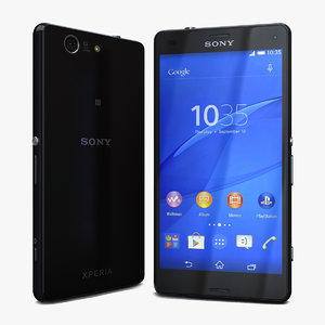 sony xperia z3 compact 3d max