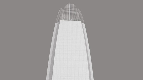 dxf skyscaper tall