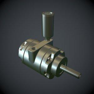 3d air motor