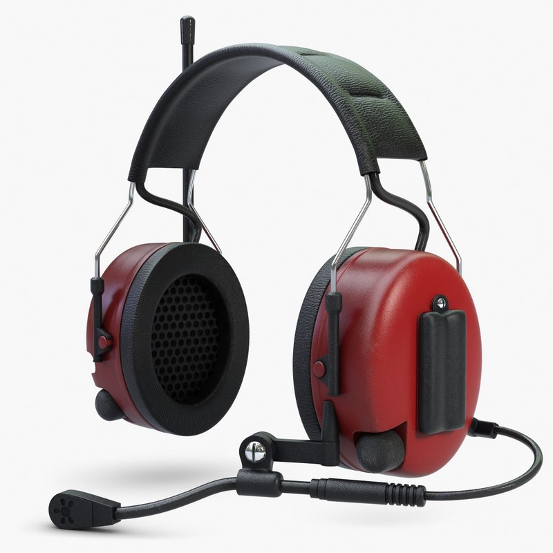 3ds peltor alert headset 1