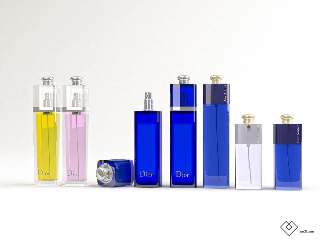 dior addict parfums set max