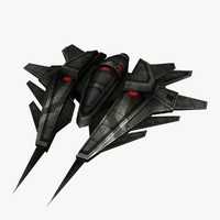 sci fi space fighter 4