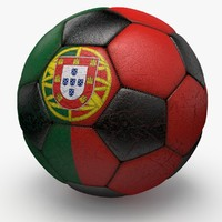 soccerball ball 3d 3ds