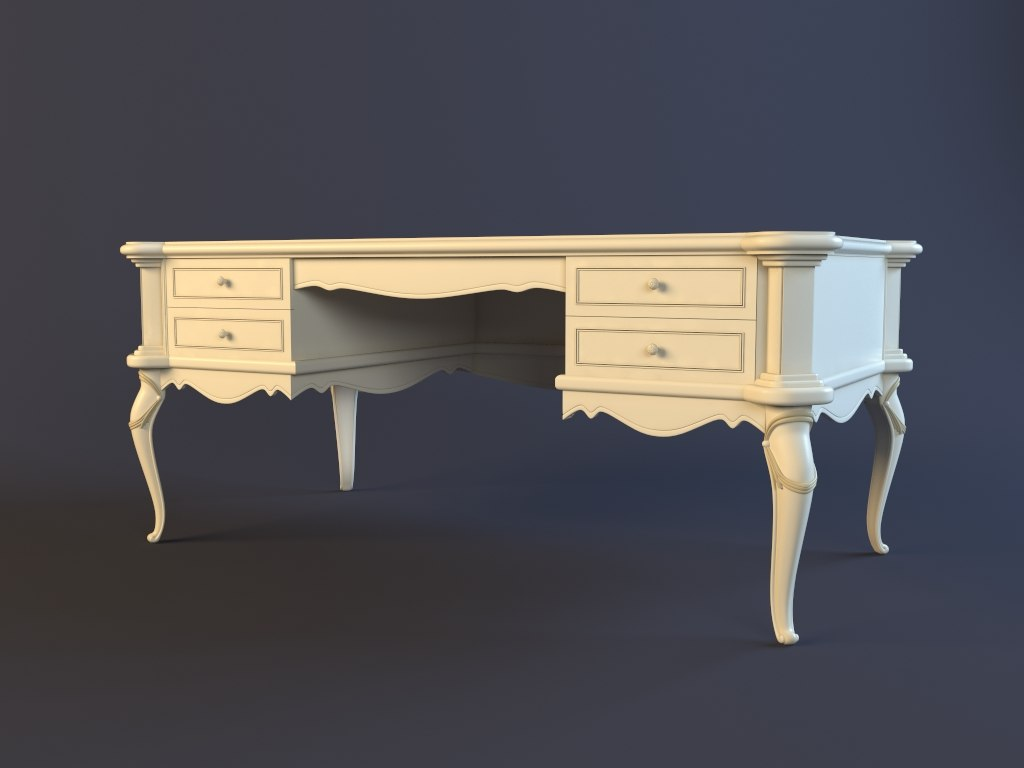 3d table classic