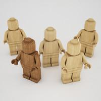 max 4 lego wood