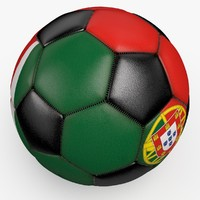 Soccerball pro clean black Portugal