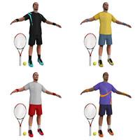 max tennis players