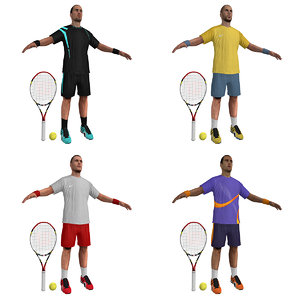 max tennis players