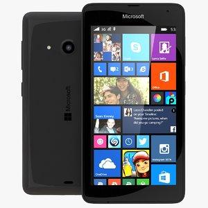 microsoft lumia 535 dual max