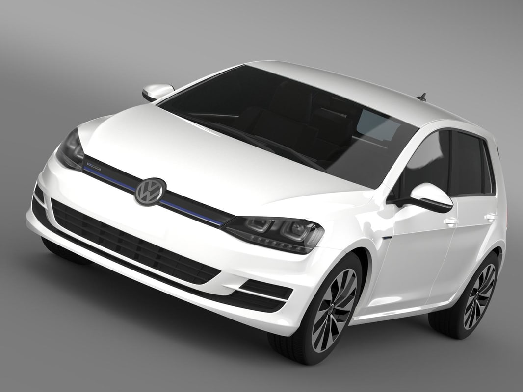 golf bluemotion concept typ 3ds