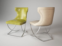 Baxter Paloma chair