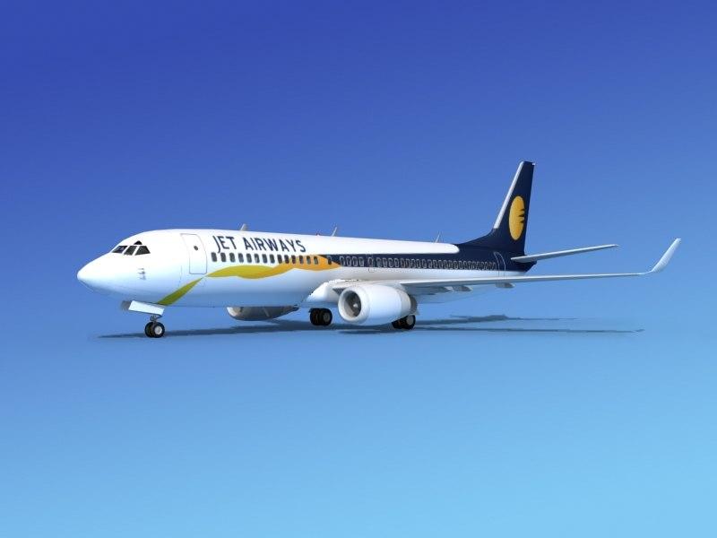 3ds boeing 737-800 737