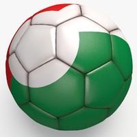 3ds soccerball pro ball