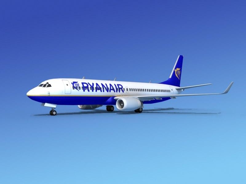 boeing 737-800 737 3d max