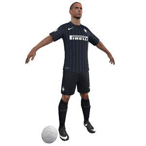 max soccer player